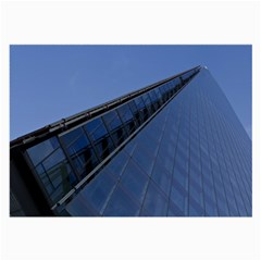 The Shard London Single Sided Handkerchief by Londonimages