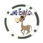 Longear love Poker Chip Card Guard