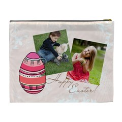 Easter By Easter   Cosmetic Bag (xl)   X3qhkkuq0q7t   Www Artscow Com Back