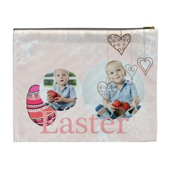 Easter By Easter   Cosmetic Bag (xl)   Xysvvo3n833u   Www Artscow Com Back
