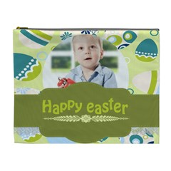 Easter By Easter   Cosmetic Bag (xl)   T2beyqxezsmr   Www Artscow Com Front