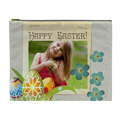 Easter By Easter   Cosmetic Bag (xl)   9yxmfoiw611k   Www Artscow Com Front