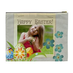 Easter By Easter   Cosmetic Bag (xl)   9yxmfoiw611k   Www Artscow Com Back