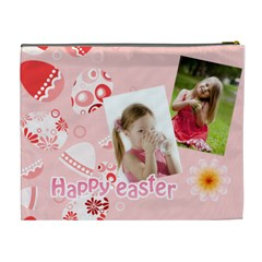 Easter By Easter   Cosmetic Bag (xl)   Stsfkv8a1js3   Www Artscow Com Back