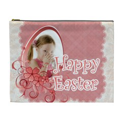 Easter By Easter   Cosmetic Bag (xl)   Mpa1zpojnt00   Www Artscow Com Front