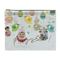 Easter By Easter   Cosmetic Bag (xl)   Ehcpgwucgn1e   Www Artscow Com Front
