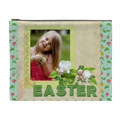 Easter By Easter   Cosmetic Bag (xl)   7do4fjutaatw   Www Artscow Com Front