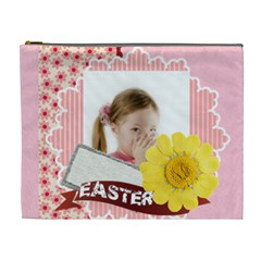 Easter By Easter   Cosmetic Bag (xl)   5tjw5feauqto   Www Artscow Com Front
