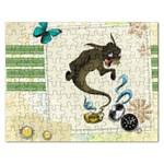 Geniedonkey (1) Jigsaw Puzzle (Rectangular)