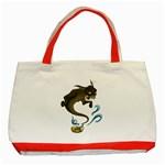 Geniedonkey (1) Classic Tote Bag (Red)