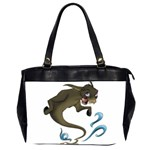 Geniedonkey (1) Oversize Office Handbag (Two Sides)