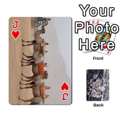 Jack 54 Playing Cards By Katherine Fung   Playing Cards 54 Designs   W14rf8klz28d   Www Artscow Com Front - HeartJ