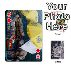 54 Playing Cards By Katherine Fung   Playing Cards 54 Designs   W14rf8klz28d   Www Artscow Com Front - Diamond8