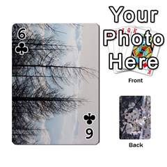 54 Playing Cards By Katherine Fung   Playing Cards 54 Designs   W14rf8klz28d   Www Artscow Com Front - Club6