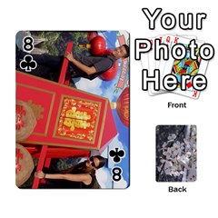 54 Playing Cards By Katherine Fung   Playing Cards 54 Designs   W14rf8klz28d   Www Artscow Com Front - Club8