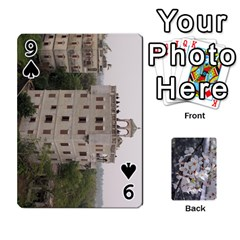 54 Playing Cards By Katherine Fung   Playing Cards 54 Designs   W14rf8klz28d   Www Artscow Com Front - Spade9