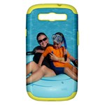ally7 - Samsung Galaxy S III Hardshell Case (PC+Silicone)