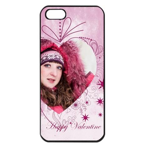 Love By Ki Ki   Apple Iphone 5 Seamless Case (black)   0e72m4nsf8ei   Www Artscow Com Front