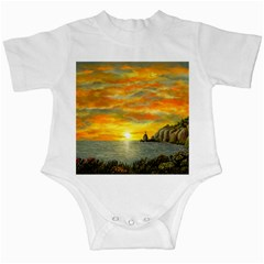Sunset of Hope by Ave Hurley - Infant Creeper by Art2Do