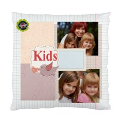 Kids, Fun, Child, Play, Happy By Jacob   Standard Cushion Case (two Sides)   Km1bvmn2uq7b   Www Artscow Com Back