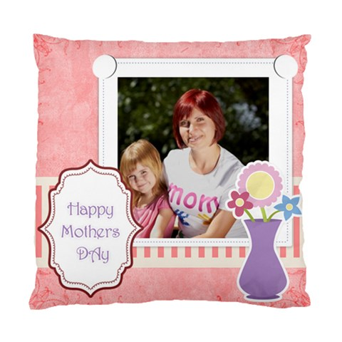 Mothers Day By Jacob   Standard Cushion Case (one Side)   Sutnbnp64jak   Www Artscow Com Front