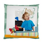 easter, spring, kids - Standard Cushion Case (Two Sides)