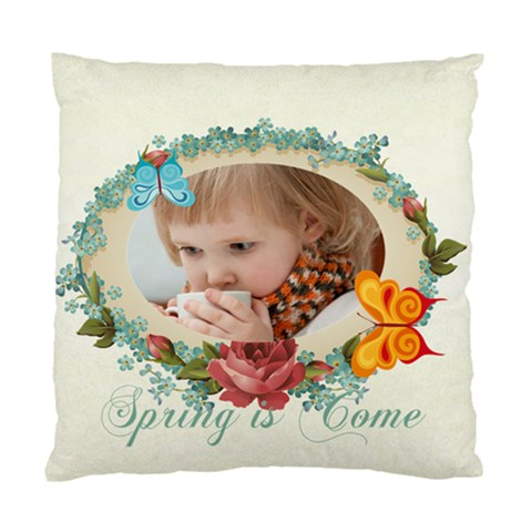 Easter, Spring, Kids By Jacob   Standard Cushion Case (one Side)   Cpqne02sjjw2   Www Artscow Com Front