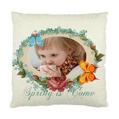 Easter, Spring, Kids, Flower By Jacob   Standard Cushion Case (two Sides)   2dim5czczh0e   Www Artscow Com Back
