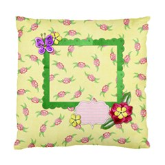 Vibrant Cushion By Shelly   Standard Cushion Case (two Sides)   Xa1ftba8nafb   Www Artscow Com Front