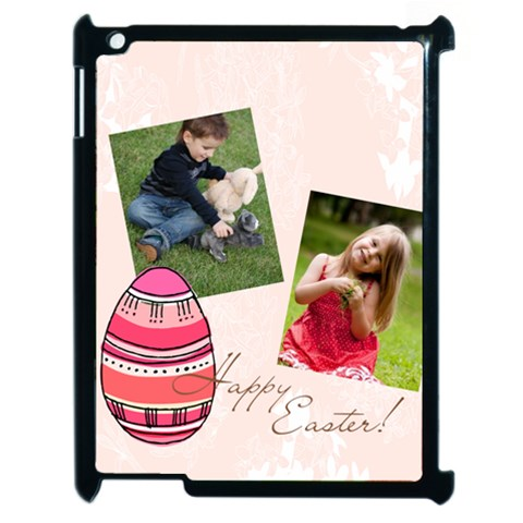 Easter By Easter   Apple Ipad 2 Case (black)   X23pk56gl7g6   Www Artscow Com Front