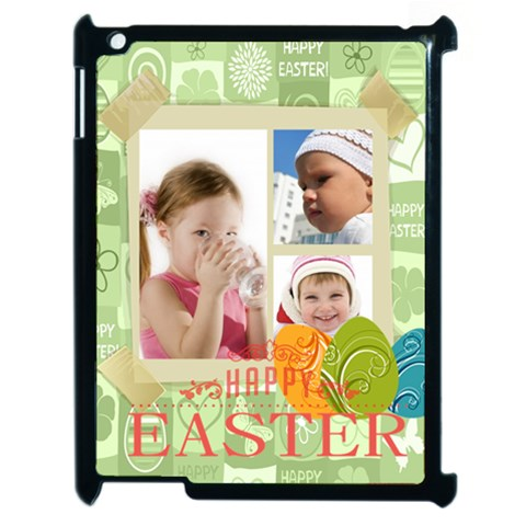 Easter By Easter   Apple Ipad 2 Case (black)   B7orq4rglufy   Www Artscow Com Front