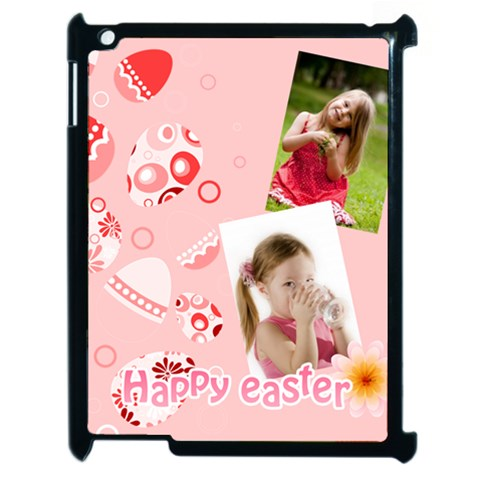 Easter By Easter   Apple Ipad 2 Case (black)   W0lhtegp122t   Www Artscow Com Front