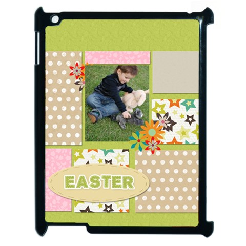 Easter By Easter   Apple Ipad 2 Case (black)   05dz1xwtgypt   Www Artscow Com Front