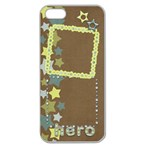 URStar_iphone5 - Apple Seamless iPhone 5 Case (Clear)