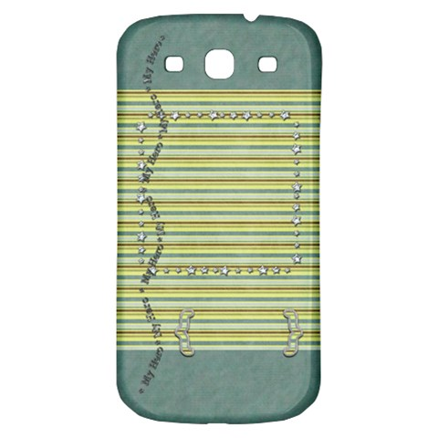 Hero Samsunggalaxys3 By Shelly   Samsung Galaxy S3 S Iii Classic Hardshell Back Case   Fer5t1im689f   Www Artscow Com Front