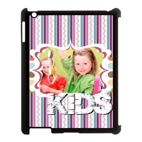 Baby, Love, Kids, Memory, Happy, Fun  By Mac Book   Apple Ipad 3/4 Case (black)   Gckxns5oso3w   Www Artscow Com Front
