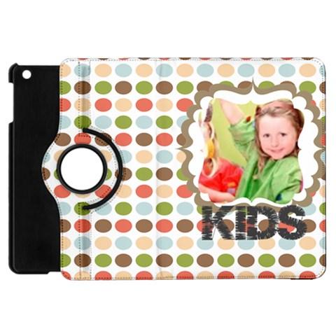 Baby, Love, Kids, Memory, Happy, Fun  By Mac Book   Apple Ipad Mini Flip 360 Case   Eyjn179nrnos   Www Artscow Com Front