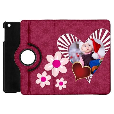 Baby, Love, Kids, Memory, Happy, Fun  By Mac Book   Apple Ipad Mini Flip 360 Case   Fjbuci930vqy   Www Artscow Com Front