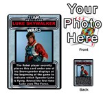 HothCards5 - Multi-purpose Cards (Rectangle)