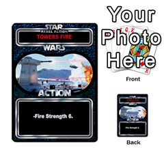 Hothcards5 By Sterling   Multi Purpose Cards (rectangle)   52m7znp3bfhz   Www Artscow Com Front 22