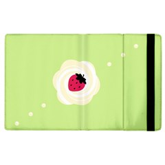 Cake Top Lime Apple Ipad 2 Flip Case by strawberrymilk