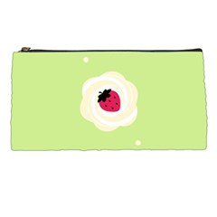 Cake Top Lime Pencil Case by strawberrymilk