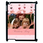 mothers day - Apple iPad 2 Case (Black)