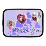 love - Netbook Case (Medium)