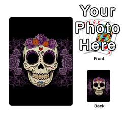 Skull&roses Card Game By Toolex   Multi Purpose Cards (rectangle)   Xvbyryfow9bg   Www Artscow Com Front 8