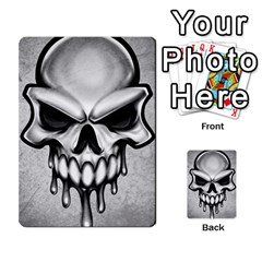 Skull&roses Card Game By Toolex   Multi Purpose Cards (rectangle)   Xvbyryfow9bg   Www Artscow Com Front 28