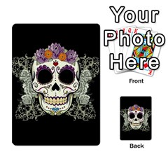 Skull&roses Card Game By Toolex   Multi Purpose Cards (rectangle)   Xvbyryfow9bg   Www Artscow Com Front 4