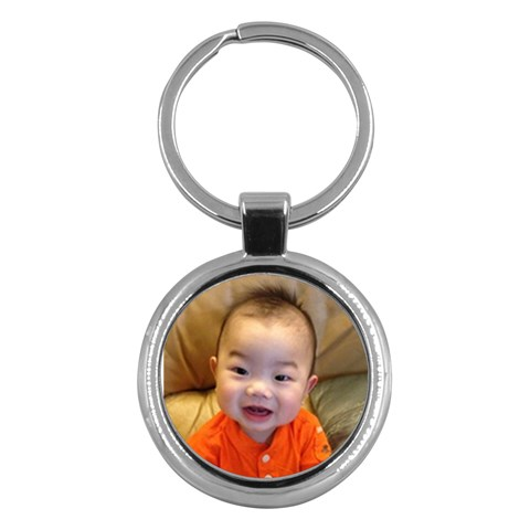 Key Chain3 By Kathy708   Key Chain (round)   Qx6hyf1olgec   Www Artscow Com Front