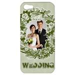 wedding - Apple iPhone 5 Hardshell Case