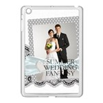 wedding - Apple iPad Mini Case (White)